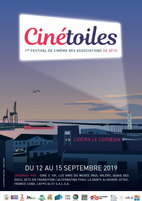Cinétoiles (Flyer)  1